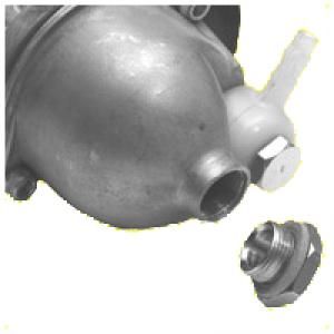Stainless Steel Hexagon Drain Plug