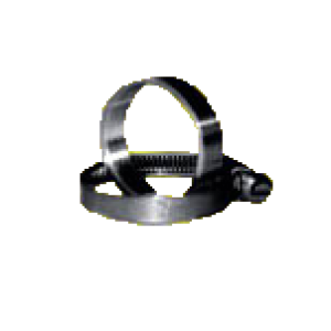 Clip & ring to fit offset filter