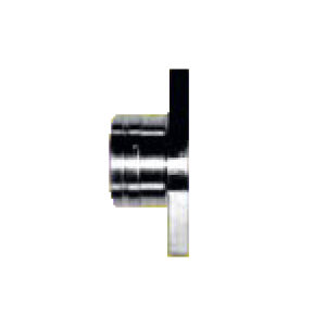 """Adapter to fit Mk.II Concentric to Gold Star (2 1/2"""" centres) 34 or 38 mm"""